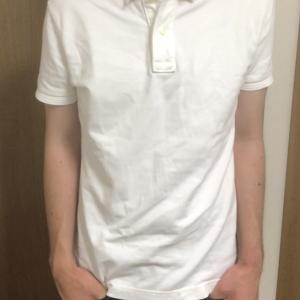 無印良品の厚手ポロシャツ