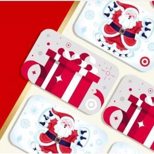 Targetのギフトカードが10%割引で購入できます