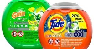 Targetで洗濯洗剤とドライヤーシート