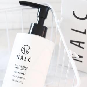 【NALC薬用ヘパリンミルクローション♡】しっかり保湿できます♡
