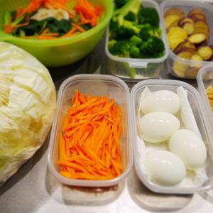 片付けが得意で料理が苦手なイズミナは常備菜が基本です
