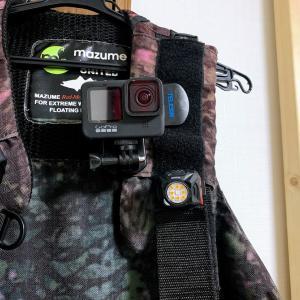 GoPro撮影用のライトにはZEXASのZX-R20がおススメ!