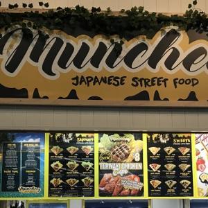 カラーラマーケットにオープンした日本のクレープ屋さん