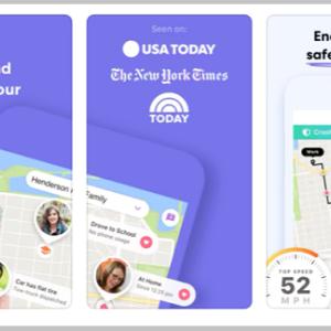 GPSで家族の位置がわかる便利なアプリ