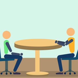 Jobactiveの雇用プロバイダーのインタビュー(面接)を受ける