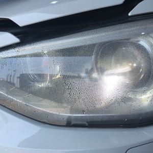 BMW1シリーズ(F20)ヘッドライト結露、ヘッドライト水入り修理!大阪府、奈良県、京都府