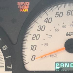 トレイルブレーザー エンジン不調修理!大阪府、奈良県、京都府、和歌山県、アメ車修理