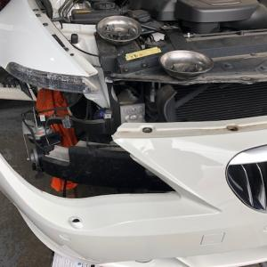 BMW6シリーズ(E63,E64)ヘッドライト水入り!大阪府、奈良県、兵庫県、京都府、BMW修理