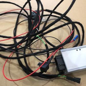マセラティ レヴァンテ NOVITECアクティブサウンドシステム取付!マセラティ修理