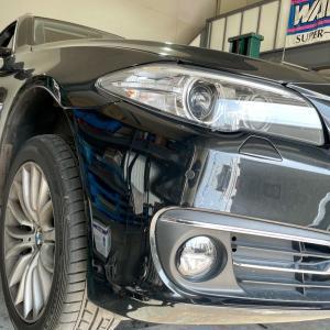 BMW5シリーズ(F11)エアサス交換!大阪府、奈良県、兵庫県、和歌山県、京都府、BMW修理