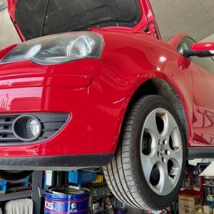 VWポロGTi トランスミッションオイル交換!大阪府、奈良県、京都府、兵庫県、ワーゲン修理
