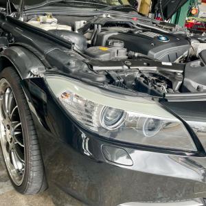 BMW Z4(E89)エンジン不調修理!大阪府、奈良県、京都府、兵庫県、和歌山県、BMW修理