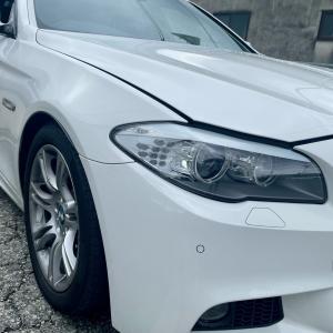 BMW5シリーズ(F11)オイル漏れ修理!大阪府、奈良県、兵庫県、和歌山県、京都府、BMW修理