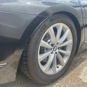 BMW745iL(G11) エアサス交換!大阪府、奈良県、京都府、兵庫県、BMW修理