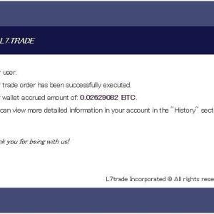 日利2~4% L7.Tradeの新規登録~入出金~自動売買方法