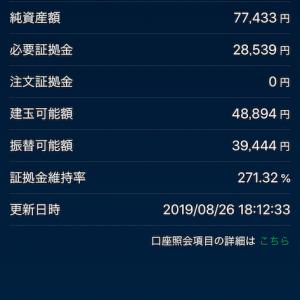 2019-8-26 TRY JPY