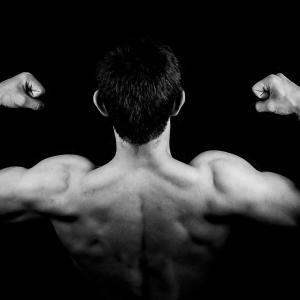筋肉部屋での出会い