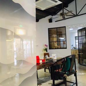2020年 新たな開始 in中国茶館