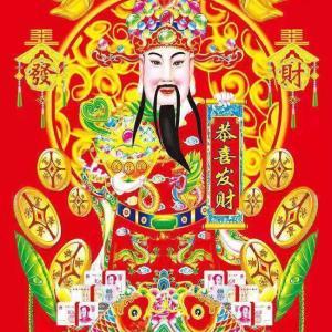 春節5日目の上海