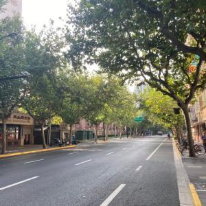 上海 国慶節1日目