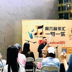 中国伝統楽器 琵琶 ライブ