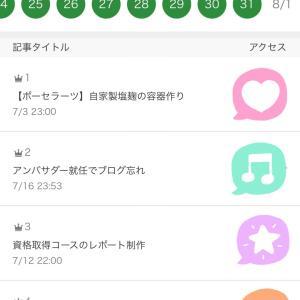 7月の人気記事ベスト3!