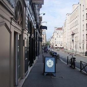 Paris 老舗ショコラトリ
