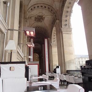 再開! PARISのカフェ