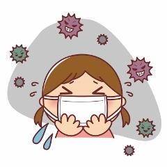 インフルエンザにかかりました!!!涙