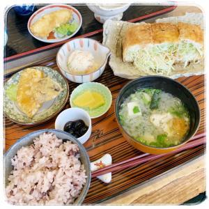 豆腐店の 美味しいランチ♪