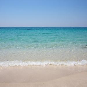 【世界遺産】熊野三山と白浜(5)ブルーの楽園、白良浜