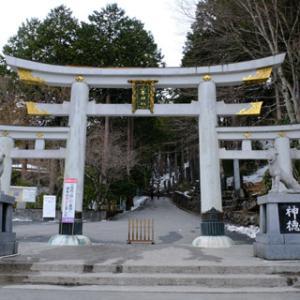 春の秩父旅・2&3日目:三峯神社(1)バス停〜御本殿編