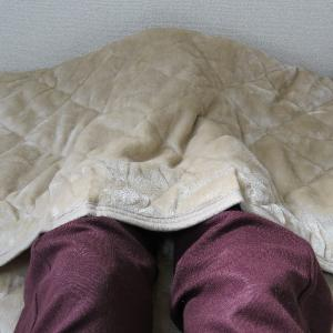足をポカポカな状態で寝たい!ニトリの「足元あったかカバー」がオススメ!