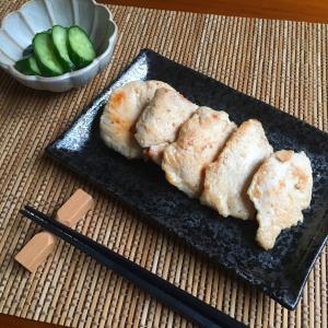 【レシピ】しっとり美味♡鶏むね肉の味噌漬け焼き