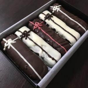 バレンタインのチョコレート作り(失敗しました)