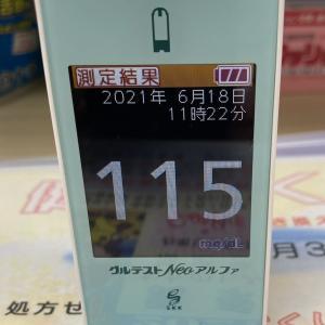 【定例血糖値測定結果】糖尿病は人類の敵。だから敵を知れ。vol.2604