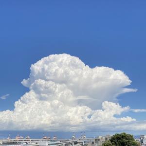 夏と7月と入道雲 vol.2646