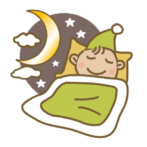 ぐっすり眠って疲れを取る! 3つのポイント