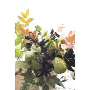 Bouquet noir et blanc〜白と黒のブーケ