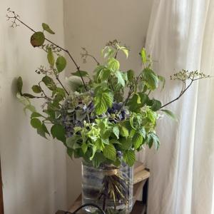 Bouquet champetres 〜お花と遊ぶ
