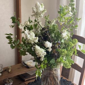 白×グリーン時々銅色♡