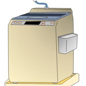 洗濯機排水口のお掃除きちんとされていますか?