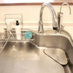 ビルトイン浄水器をやめて浄水器付混合水栓に交換する