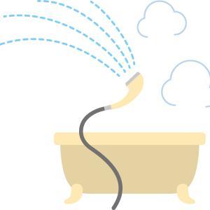 蛇口の水漏れで簡単に直らないタイプとは?浴室編