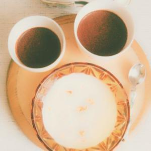 マシュマロで簡単デザート