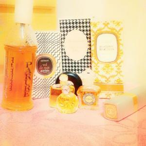 大人の香り 古い香水の活用法