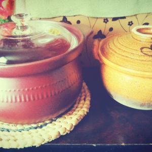 冬の食卓に ほっこり土鍋