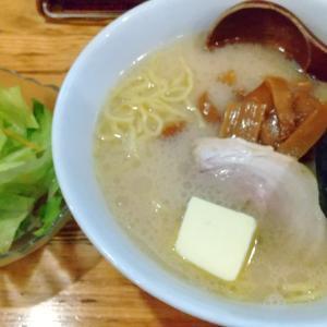 一指禅ラーメン+肉丼in一指禅川越新宿店