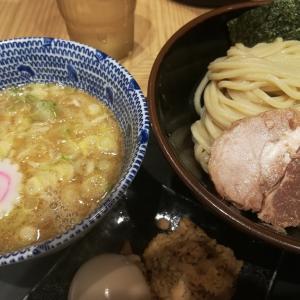 舎鈴@有楽町(得製つけ麺)