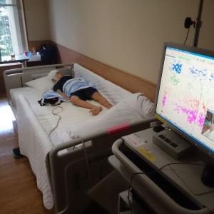 転院からの検査入院
